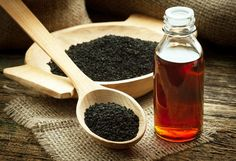 Recent studies have confirmed that black cumin seed oil (nigella sativa) can inhibit cancer cell activity and is an effective cancer treatment, at least in animal studies. The black cumin seed oil … Herbal Remedies, Health Remedies, Natural Remedies, Hives Remedies, Asthma Remedies, Benefits Of Black Seed, Kalonji Oil, Organic Black Seed Oil, Glucose Intolerance