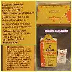 Luvos Heilerde magenfein - Natürliche Hilfe beim Reizdarm | Mirellas Testparadies