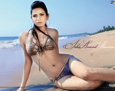 Isha Anand Sharma Hot HD Wallpaper #1