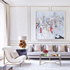 Come get amazed by the best living room inspiration. See more pieces at http://www.maisonvalentina.net/