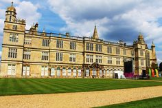 Burghley House, Stamford, UK, August 2012
