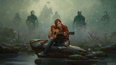 The Last of Us 2 Fan Art