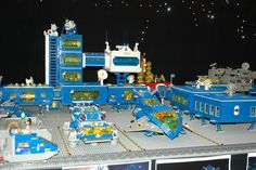 LEGO neo-classic space