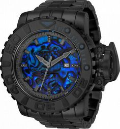 Pinterest Glycine Combat, Oversized Watches, Luminous Colours, Automatic Watches For Men, Diamond Stone, Watch Brands, Men's Collection, Michael Kors Watch, Invicta Automatic