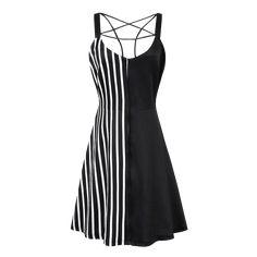 Witchster Zip Up Pentagram Dress - Ultrapop