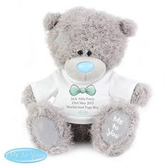 Personalised 'Tatty Teddy' Me To You Bear - Bow Tie