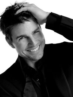 Tom Cruise-honestly, the cutest picture of him I've ever seen lol