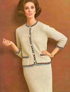 100 Unique Crochet Skirts