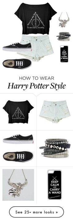 """Harry Potter Fangirl Look"""