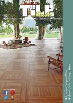 Tile Italia 2/2014  In questo numero: Speciale Parquet 2014 · iSaloni, Milano Design Week