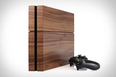 Toast Wooden Playstation 4 Cover