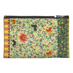 Keep all your important money and passport safe with this Delilah Vintage Travel Collection money/passport pouch. Can also be used as a makeup bag. Travel Gifts, Travel Bags, Vintage Travel, Travel Accessories, Vintage Floral, Money Flowers, Best Gifts, Pouch, Passport