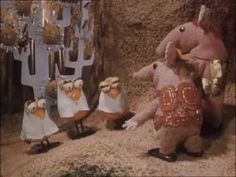 The Clangers - The Tablecloth