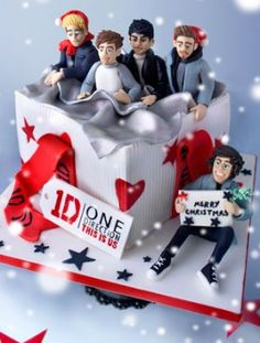 One Direction cake - goodtoknow