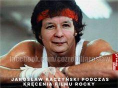 Memy: internauci kpią z Jarosława Kaczyńskieg - Wiadomości