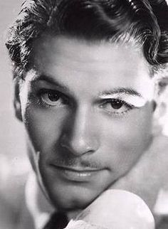 Laurence Olivier - Manly and Gentle Handsomeness