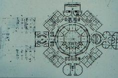 Louis Kahn, Parlamento di Dacca, 1962-82