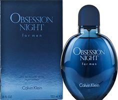 Calvin Klein – Obsession Night Men Agua De Tocador Vaporizador, 125 ml