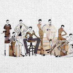 #celine #phoebephilo #paris #instaart #fendi #chloe #design #doodle #illustration #fashionillustration #fashionart #vsco #vscocam #vscoart #typo #패션일러스트 #일러스트 #그림 #아트 #스케치 #드로잉 #끌로에 #셀린느 #igart #art #artist #artstagram #design #fashiondesign #drawing