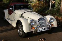 2004 Morgan, Roadster   MORGAN Registered: First registered: Colour: Roadster LJ54 FON 2004 Royal Ivory Price £29,995 Other extras: Dark Red Yarwood leather  Matching Mohair weather equipment Stainless wire wheels   5,000 miles only Alloy body and wings Walnut dash Stainless rack Like a new car!   Royal Ivory  Other extras: Dark Red Yarwood leather  Matching Mohair weather equipment Stainless wire wheels   5,000 miles only Alloy body and wings Wa..
