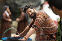 Dulquer Salmaan is an Indian film actor who appears predominantly in Malayalam and Tamil films, younger son of actor Mammootty and Sulfath. Movies Malayalam, Malayalam Actress, Actor Picture, Actor Photo, Actors Images, Couples Images, Famous Indian Actors, Boyfriend Justin, Disney Canvas Art