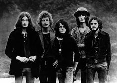 YES Original Lineup: Tony Kaye, Bill Bruford, Jon Anderson, Chris Squire, And Peter Banks.