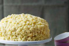 Torta Mimosa / Ellen Silverman