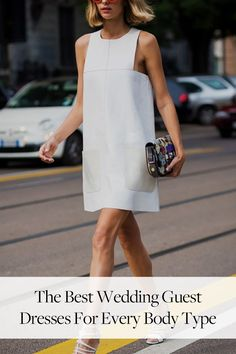 7f05cc0a066 The Best Wedding Guest Dresses For Every Body Type via  PureWow Best Wedding  Guest Dresses