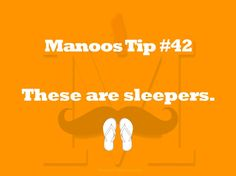Mahrashtrians are a strange lot. #Marathi #Mumbai Slippers = Sleepers