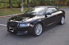 Car brand auctioned:Audi A5 Cabriolet Convertible 2-Door 2010 Car model audi a 5 quattro cabriolet premium plus