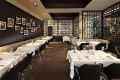 Jumeirah Emirates Towers - Dubai Restaurants - Alfie's Interior - British
