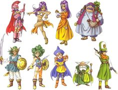 Image: Dragon Quest Wallpaper [100 sheets than] high-quality together - NAVER Summary