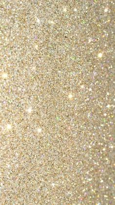 Glittery Gold iPhone Wallpaper
