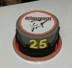 KEC - Kölner Haie - Geburtstagstorte