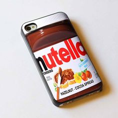 iphone case Nutella iphone 4/4s case iphone 5 case by saysstore, $15.99