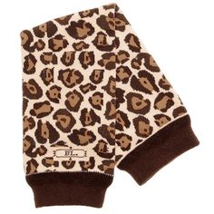 Discontinued - BabyLegs Laughing Leopard legwarmers