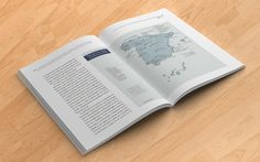 Diseño editorial. Libro. Doble página de tesis con infografía #sergiohp #libro #diseñoeditorial www.sergiohp.com