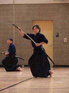 Learn Iaido, Japanese swordsmanship