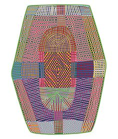 Bertjan Pot's Freaky rug for Moooi