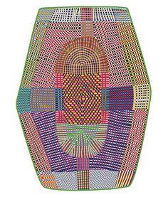 Bertjan Pot's Freaky rug for Moooi
