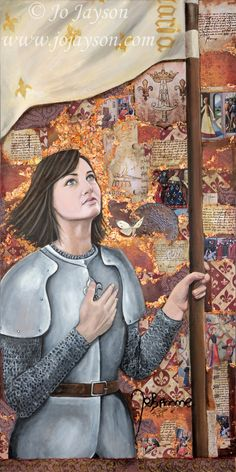 The maid of orleans joan of arc