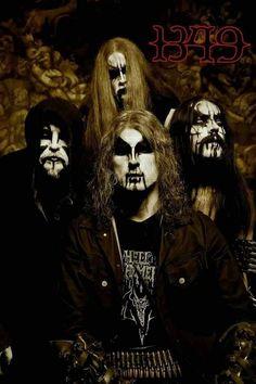 Black Death, Band Photos, Death Metal, Metal Bands, Photo Sessions, Halloween Face Makeup, Darth Vader, Concert, Blackest Black