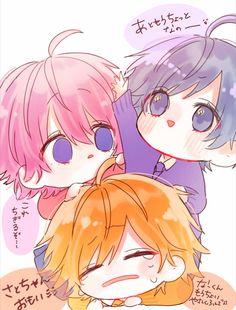Anime Chibi, Kawaii Anime, Anime Art, Super Hero Life, Naruto Art, Cute Anime Guys, Fanart, Vocaloid, Animation