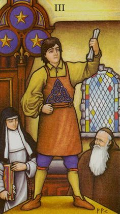 Page of Pentacles | Tarot, Astrology with a dash of the