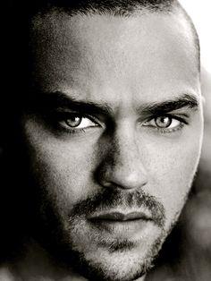 Jesse Williams, what beautiful eyes!!