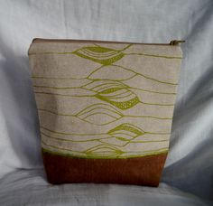 Large upright cosmetic bag Mid Century Design, Cosmetic Bag, How To Draw Hands, Bags, Inspiration, Collection, Handbags, Biblical Inspiration, Dime Bags