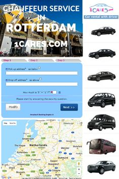 Planning to travel to Rotterdam? Think to rent your car with driver in advance. Book on our website your private chauffeur service in Rotterdam at attractive prices. #Rotterdam, #Rotterdamtransfers,#carrental,#chauffeurservice,#hirecarRotterdam,#Rotterdamlimoservice
