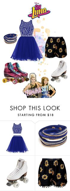 """soy luna"" by maria-look on Polyvore featuring Riedell"
