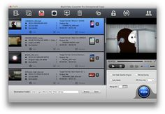 MacX Video Converter Pro 5.5.5 screenshot