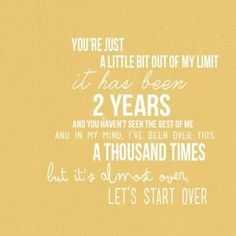 #5SecondsOfSummer #5sos #Lyrics #Quotes #OutOfMyLimit